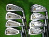 HONMA LB-606 3-STAR 8PC ORIGINAL SHAFT R-FLEX IRONS SET GOLF 10247 BERES