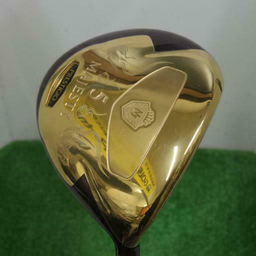 GOLF CLUBS FAIRWAY WOOD MARUMAN 2015 MAJESTY PRESTIGIO 8 5W R-FLEX 5257 MAJESTY