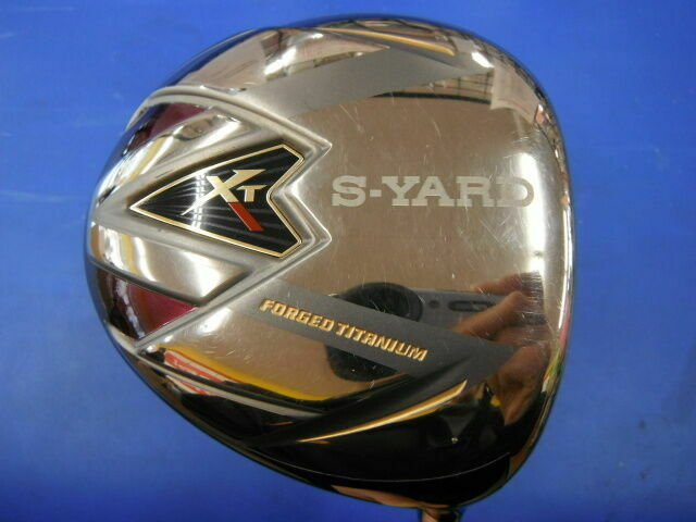 2013 SEIKO GOLF CLUB DRIVER S-YARD XT 9.5DEG R-FLEX