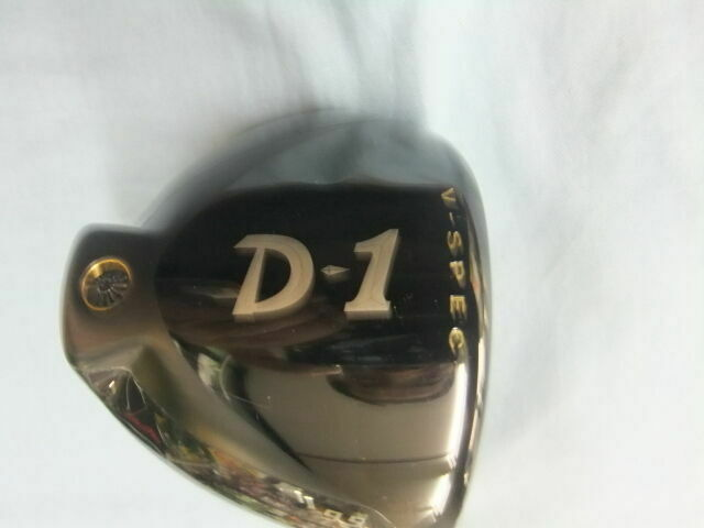 2012MODEL RYOMA GOLF CLUB DRIVER D-1 V-SPEC LOFT-9.5 SR-FLEX