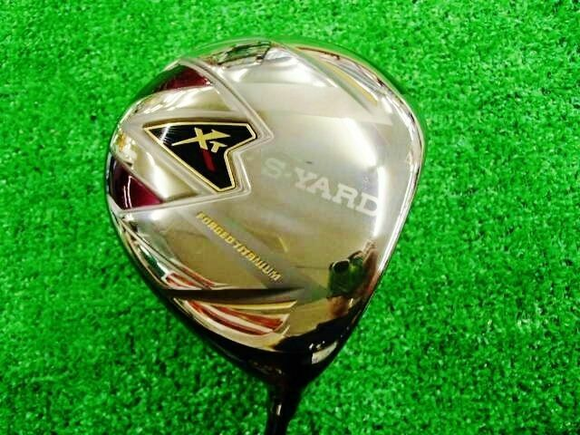 2013 SEIKO GOLF CLUB DRIVER S-YARD XT 9.5DEG S-FLEX