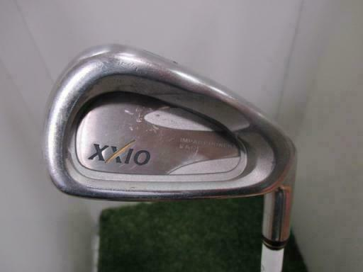 DUNLOP XXIO 6PC STEEL SHAFT R-FLEX CAVITY BACK IRONS SET GOLF CLUBS