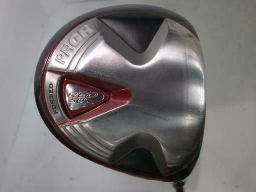 2011 PRGR GOLF CLUB DRIVER RED 505 12.5DEG R-FLEX