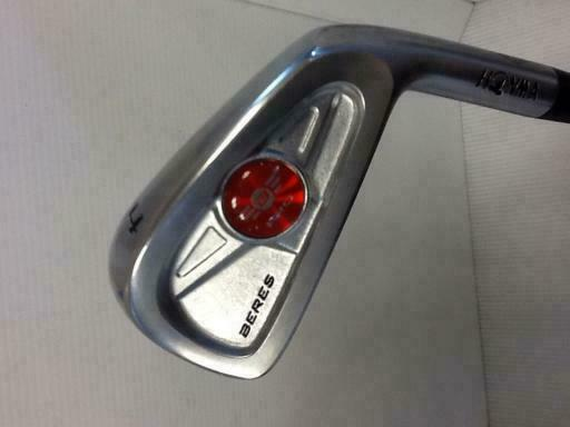 SINGLE IRON HONMA BERES PRO 4I NSPRO S-FLEX IRON GOLF CLUBS BERES