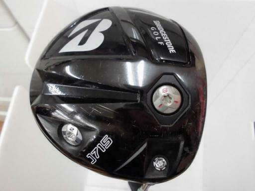 BRIDGESTONE J715 GOLF CLUB DRIVER B5+ 2015 LOFT-9.5 S-FLEX