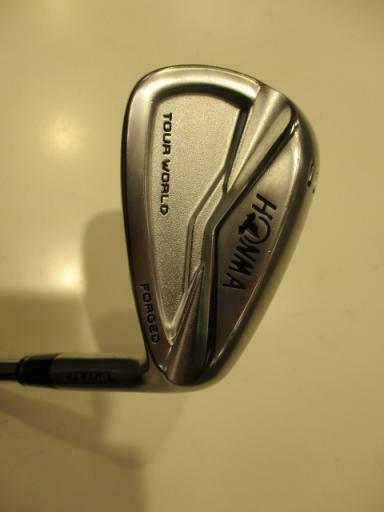 2016MODEL HONMA TOUR WORLD TW727P FORGED 11 NSPRO R-FLEX WEDGE GOLF CLUBS BERES