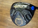 KATANA SENIOR GOLF CLUB DRIVER 2016 VOLTIO 4 HI BLACK LOFT-11 R-FLEX 5137