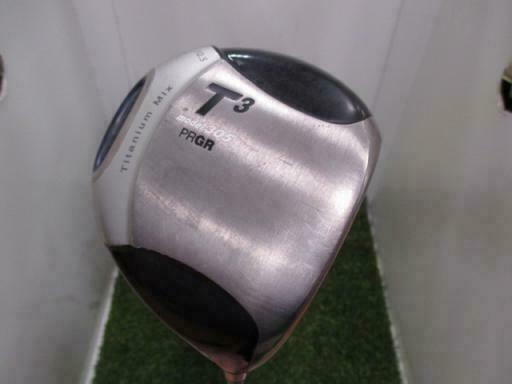 PRGR T3 GOLF CLUB DRIVER MODEL305 10.5DEG R-FLEX