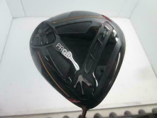 PRGR RED GOLF CLUB DRIVER 2017MODEL LOFT-11.5 R-FLEX 9257