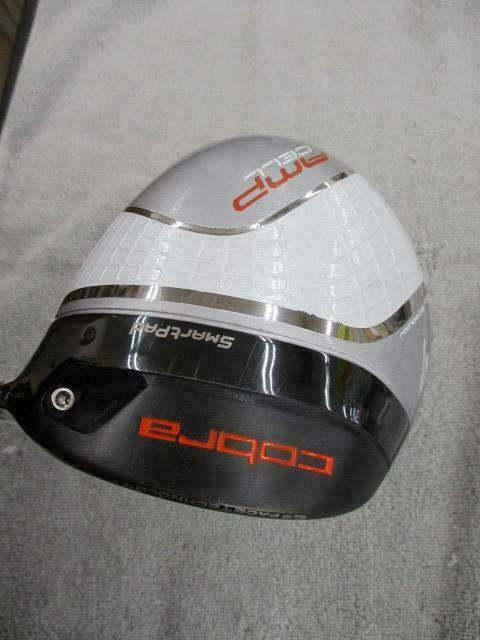 COBRA AMP CELL WHITE JP MODEL LOFT-9.5 DRIVER S-FLEX DRIVER GOLF CLUB ROMBAX
