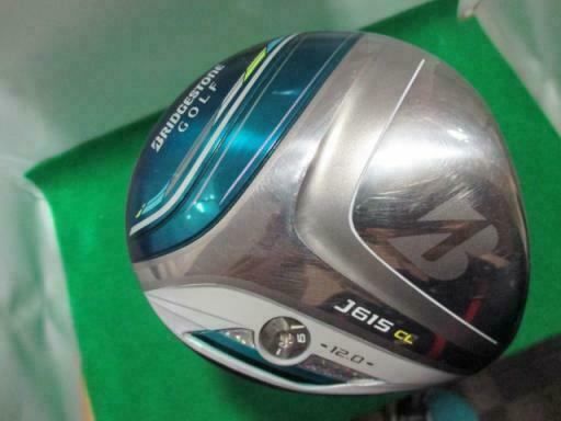 BRIDGESTONE J615 GOLF CLUB DRIVER CL 2016 LADIES LOFT-12 L-FLEX