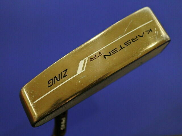PING KARSTEN TR ZING JP MODEL 33INCHES PUTTER GOLF CLUBS