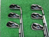 BRIDGESTONE  TOUR STAGE V-IQ 2012 6PC VT-501 R-FLEX IRONS SET GOLF 10267