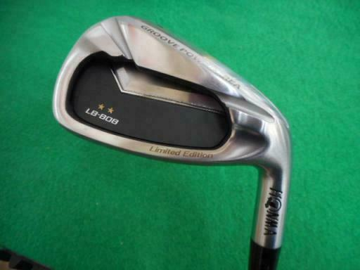 HONMA LB-808 2018 LIMITED 5PC ARMRQ 2S R-FLEX IRONS SET GOLF CLUBS 189 BERES