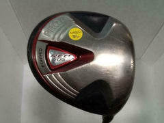 2011 PRGR GOLF CLUB DRIVER RED 505 10.5DEG R-FLEX
