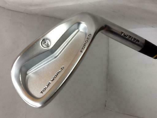 2014MODEL HONMA TOUR WORLD TW717P FORGED 11 VIZARD S-FLEX WEDGE GOLF CLUBS BERES