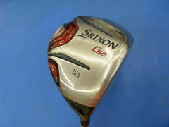 DUNLOP SRIXON GOLF CLUB DRIVER DM GIE 2011 10.5DEG R-FLEX
