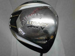 2012 CALLAWAY GOLF CLUB DRIVER LEGACY APEX 11.5DEG R-FLEX