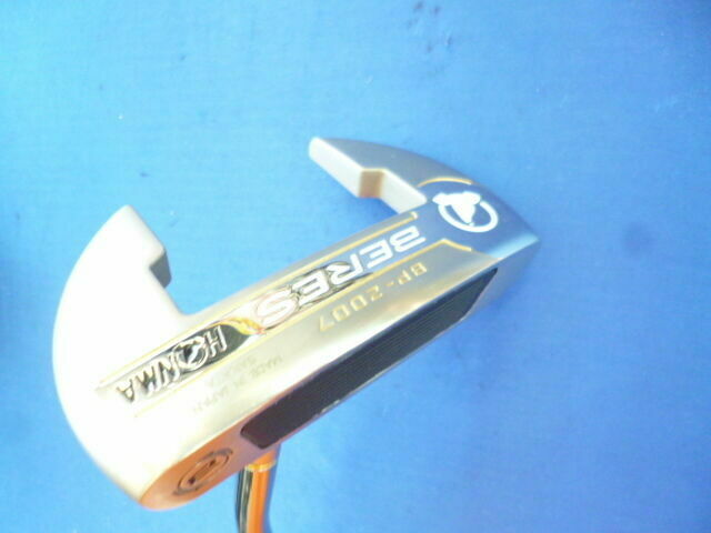HONMA BP-2007 34-INCHES PUTTER GOLF CLUBS BERES