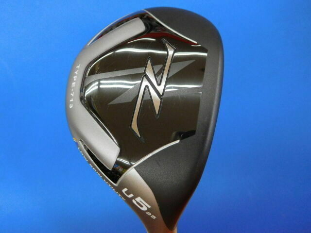 2014MODEL MARUMAN GOLF CLUB UTILITY ZETA TYPE-713 U5 S-FLEX UT MAJESTY