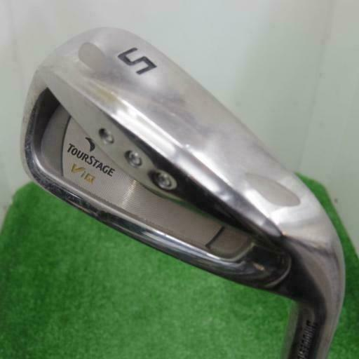 BRIDGESTONE  TOUR STAGE V-IQ 2006 6PC TSI-50 S-FLEX IRONS SET GOLF 10267