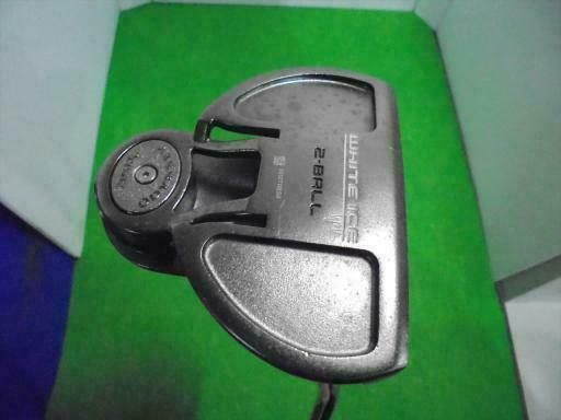 ODYSSEY WHITE ICE 2BALL JP MODEL 32INCHES PUTTER GOLF CLUBS 9197