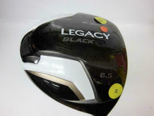 2012 CALLAWAY GOLF CLUB DRIVER LEGACY BLACK 8.5DEG S-FLEX