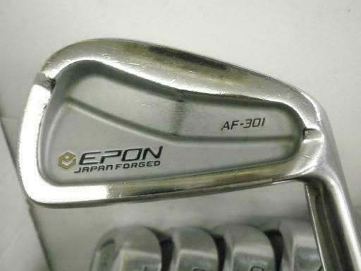 EPON AF-301 6PC NSPRO MODUS3 S-FLEX IRONS SET GOLF CLUBS