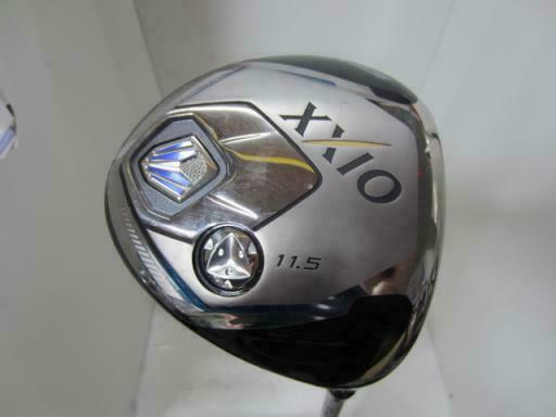 DUNLOP XXIO GOLF CLUB DRIVER 2014 11.5DEG SENIOR R2-FLEX