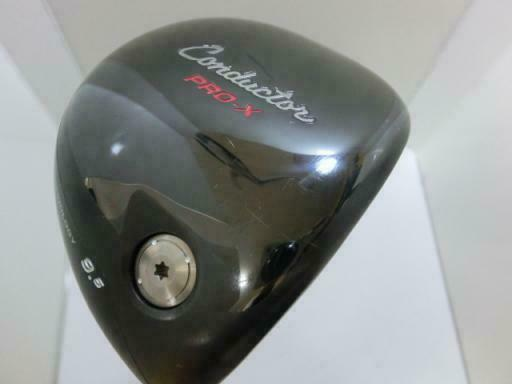 2014MODEL MARUMAN GOLF CLUB DRIVER CONDUCTOR PRO-X LOFT-9.5 S-FLEX MAJESTY