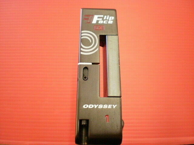 ODYSSEY PUTTER GOLF CLUB FLIP FACE IX #1 JP MODEL 34INCHES