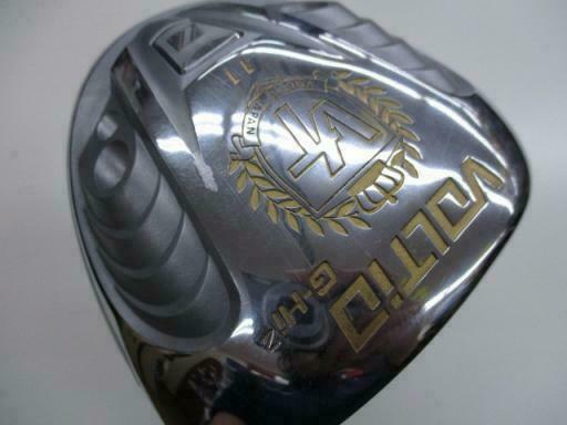 KATANA FOR GOLF CLUB DRIVER SENIOR 2013 VOLTIO G HI2 LOFT-11 R-FLEX 5137