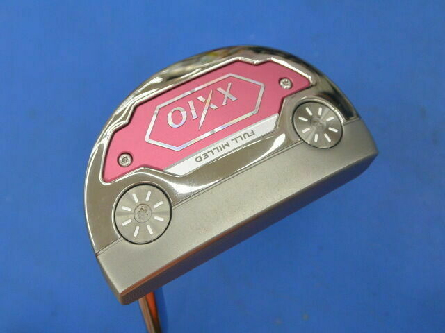 LADIES DUNLOP XXIO MILLED 2016 32INCH PUTTER GOLF CLUB