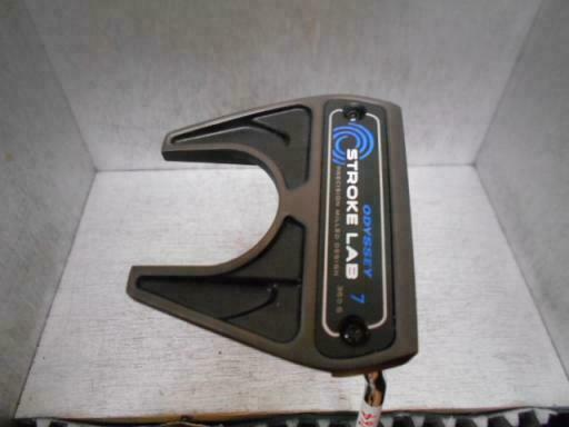 ODYSSEY STROKE LAB #7 33INCHES PUTTER GOLF CLUBS 597