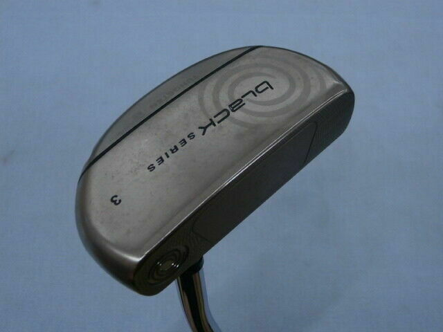 ODYSSEY PUTTER GOLF CLUB BLACK SERIES #3 33INCHES