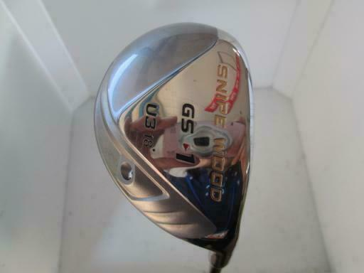 SEIKO S-YARD GOLF CLUB UTILITY MA SENFINA TYPE W A5 LADIES LOFT-27 L-FLEX UT