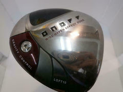 2014MODEL DAIWA GOLF CLUB DRIVER GLOBERIDE ONOFF LOFT-10 R-FLEX