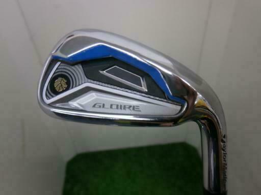 TAYLOR MADE FIRST GLOIRE JP MODEL 5PC GLOIRE SR-FLEX IRONS SET GOLF 10187