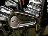 JAPAN MODEL PRGR ID FORGED NSPRO MODUS3 7PC S-FLEX IRONS SET GOLF CLUBS