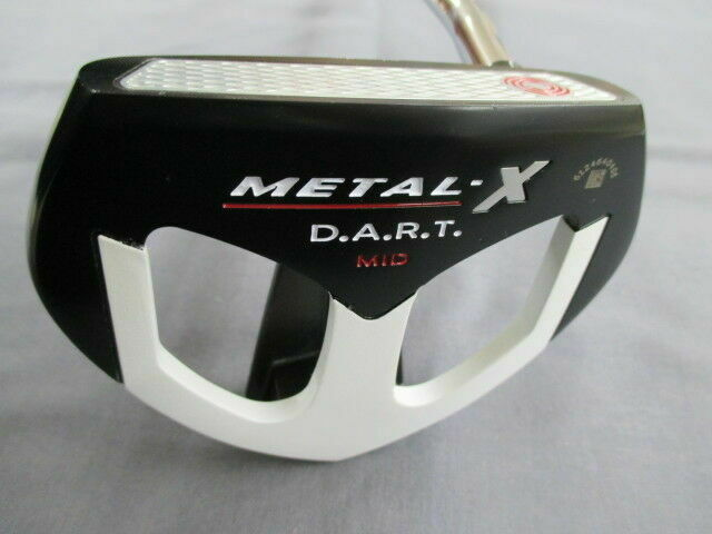 ODYSSEY METAL-X D.A.R.T. MID 41INCH PUTTER GOLF CLUB