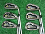 2016MODEL HONMA BE ZEAL 525 6PC VIZARD R-FLEX IRONS SET GOLF CLUBS BERES
