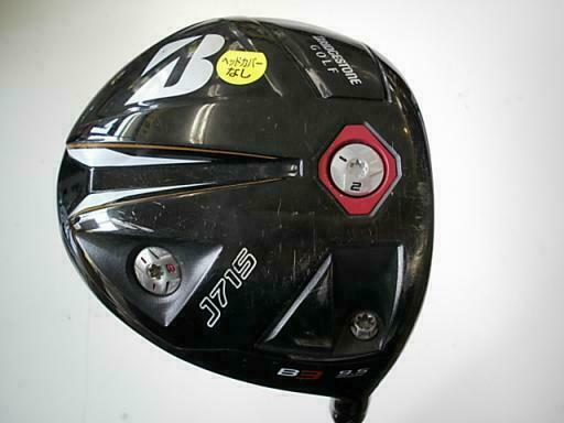 BRIDGESTONE J715 GOLF CLUB DRIVER B3 2015 LOFT-9.5 SR-FLEX