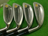 HONMA NEW-LB280 GOLD 3-STAR 8PC ORIGINAL SHAFT R-FLEX IRONS SET GOLF 10247 BERES