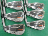 HONMA TOUR WORLD TW747P 2019 NEW 6PC VIZARD S-FLEX IRONS SET GOLF CLUBS 189