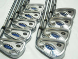 9PC!! NSPRO R-FLEX HONMA BERES IC-01 IRONS SET GOLF CLUBS 10108 BERES