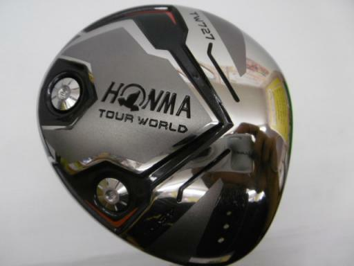 HONMA TOUR GOLF CLUB DRIVER WORLD TW727 455S 2015MODEL LOFT-10.5 SR-FLEX BERES
