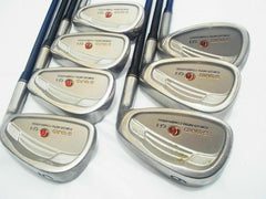 7pc SEIKO S-YARD GF-1 R-flex IRONS SET Golf Clubs