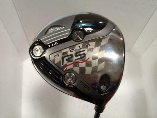 PRGR ID GOLF CLUB DRIVER NABLA RS02 2015 LOFT-11.5 SR-FLEX