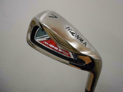 HONMA AMAZING SPEC 2 2013 9PC R-FLEX IRONS SET GOLF CLUBS BERES