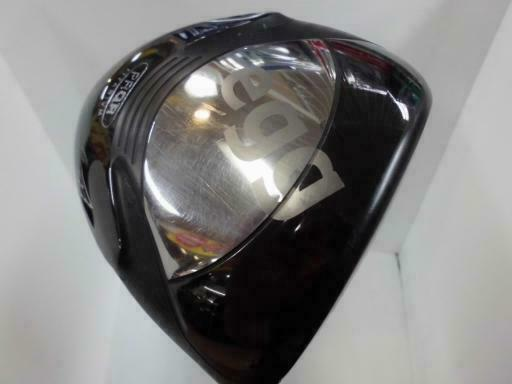 2012MODEL PRGR GOLF CLUB DRIVER EGG BIRD M-43 10DEG S-FLEX